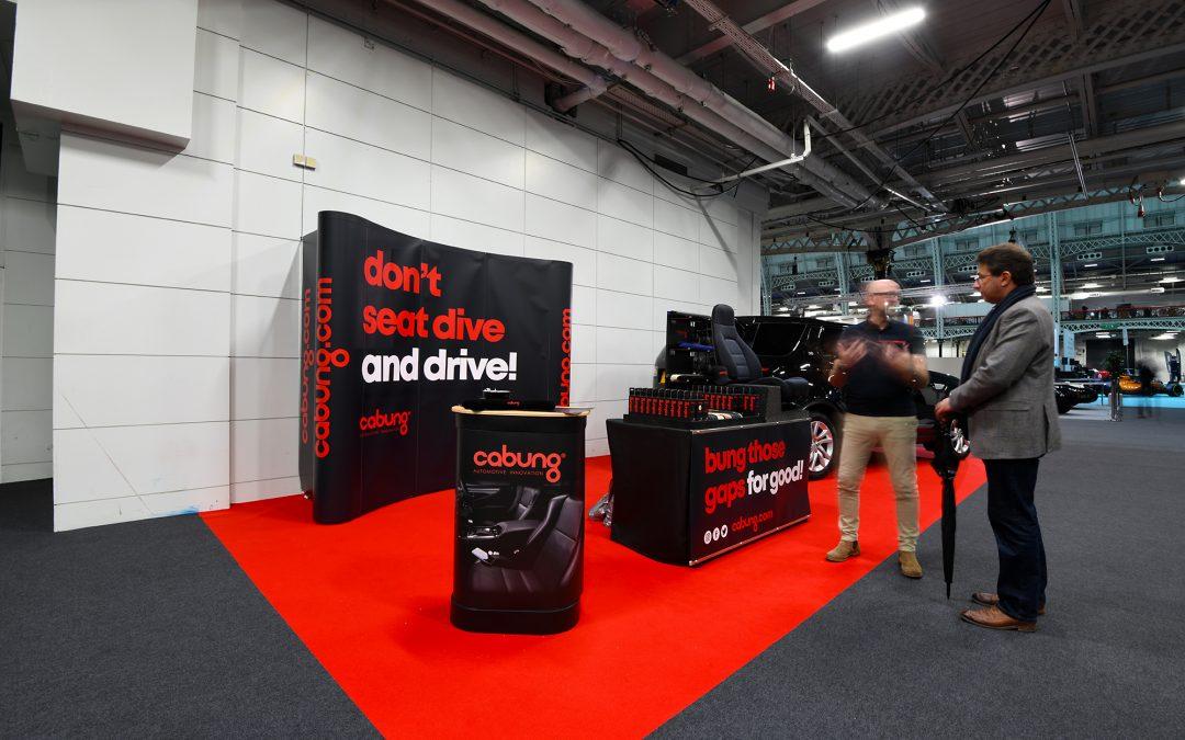 Automotive Accessories   Cabung   London Classic Car Show