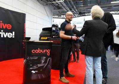 Automotive Accessories | Cabung | London Classic Car Show