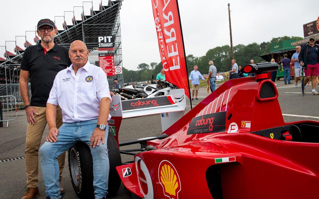 Festival Italia | Brands Hatch | Ferrari F1 | Automotive Accessories | Event Photography